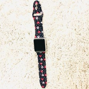 42mm Mickey Mouse Disney Apple Watch Band M/L